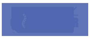 Trusted Chiropractor Badge Purple